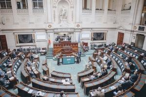Erklärung im Parlament zum Terroranschlag in Wien