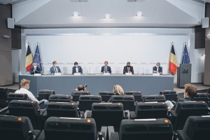 Overlegcomité keurt aanpak nationaal herstelplan goed
