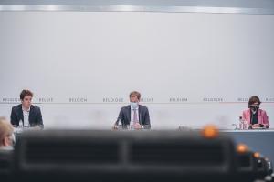 La Belgique envoie son plan de relance à la Commission européenne
