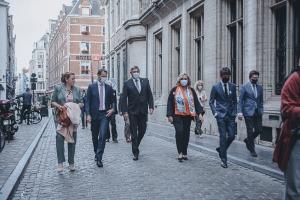 Eerste Minister aanwezig op viering Vlaamse feestdag