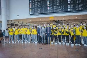 Le Premier ministre souhaite Team Belgium bonne chance aux Jeux Olympiques