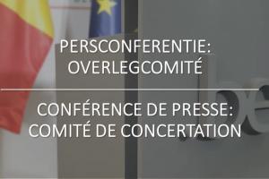 COVID-19 alarmniveau 4: persconferentie